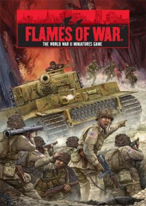 Flames of War - Cover